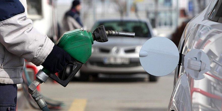 1 ayda benzine 28 kuruş zam yapıldı