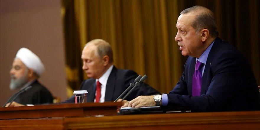 Erdoğan'dan PKK/PYD Mesajı: Terörist unsurların süreçten dışlanması önceliğimiz
