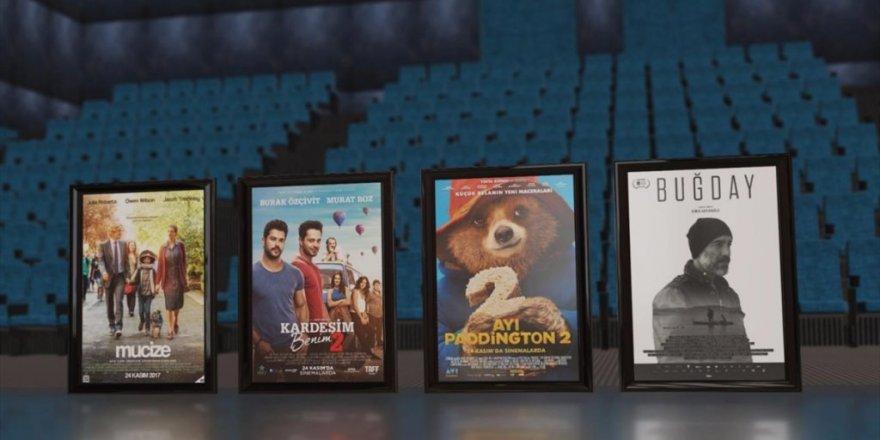 Bu hafta 5 film vizyona girecek