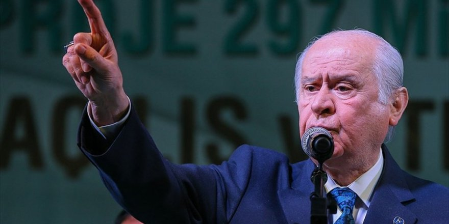 Bahçeli: Türk milleti de her tehdide karşı teyakkuzdadır
