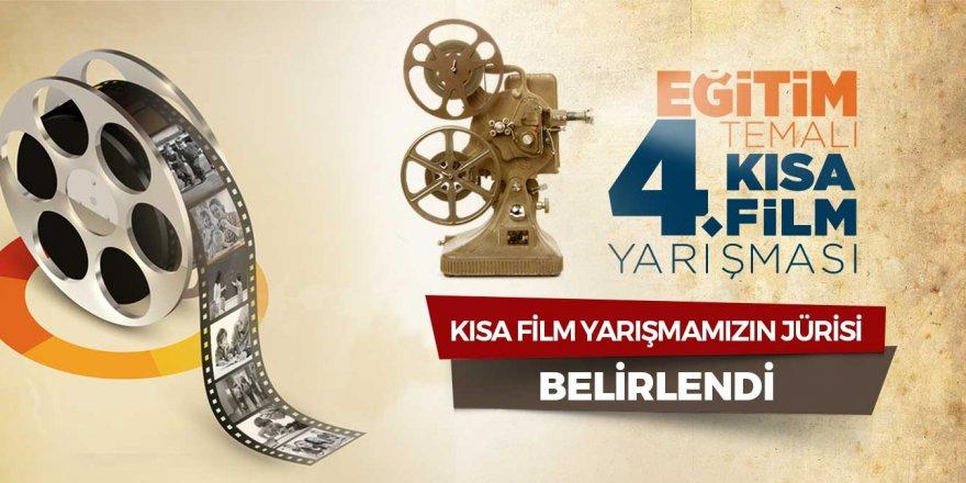 """""""Eğitim"""" temalı kısa film yarışmasının jürisi belirlendi"""