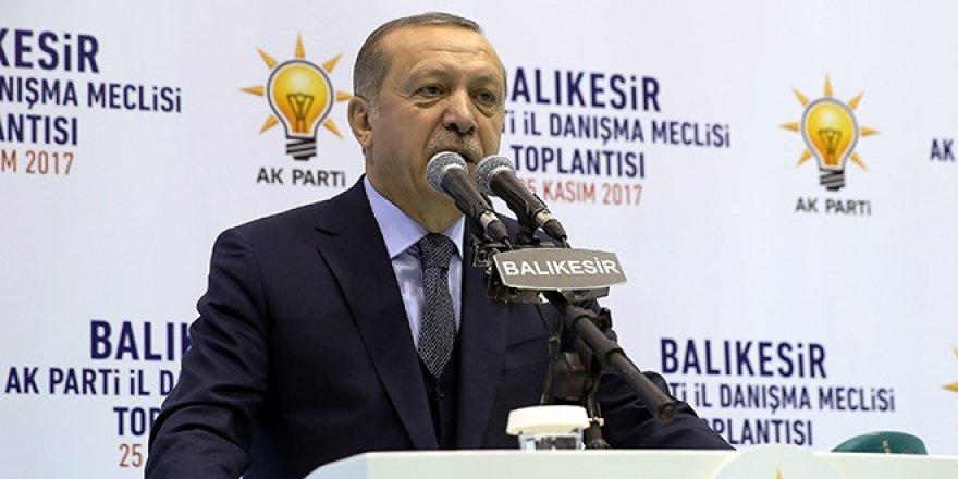 Erdoğan: Eğitimde çağ atlattık, öğretmenlerim gayet iyi bilir
