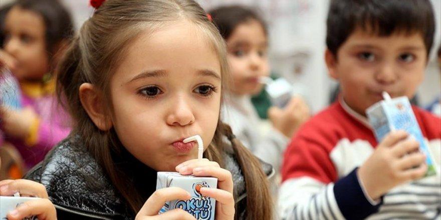 Okul sütü ihalesi yapıldı: 6 milyon öğrenciye haftada 3 gün