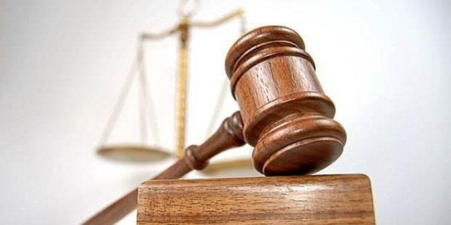 HSYK eski başmüfettişine 8 yıl 9 ay hapis cezası