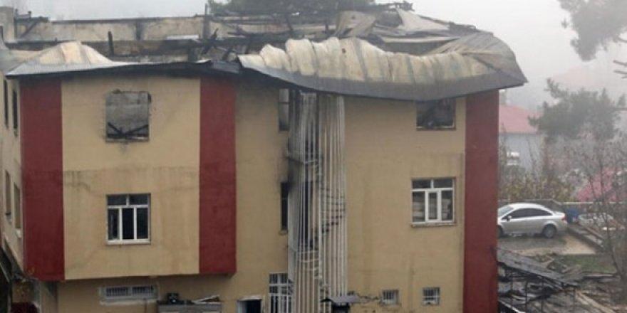 Yurt yangınında, MEB Müdürü ve 4 görevliye dava