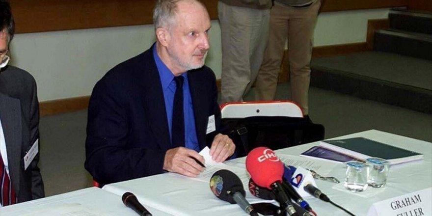 CIA'in eski görevlisi Fuller'e FETÖ'den yakalama kararı