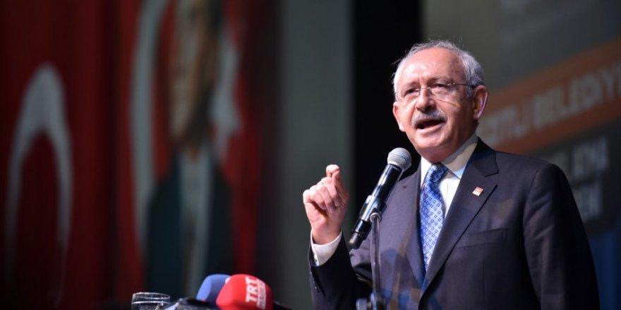 Kılıçdaroğlu: Bu işi sonuna kadar götüreceğim
