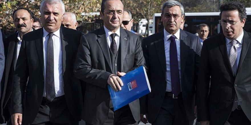 Kılıçdaroğlu'nun iddialarının evrakları Başsavcılığa teslim edildi