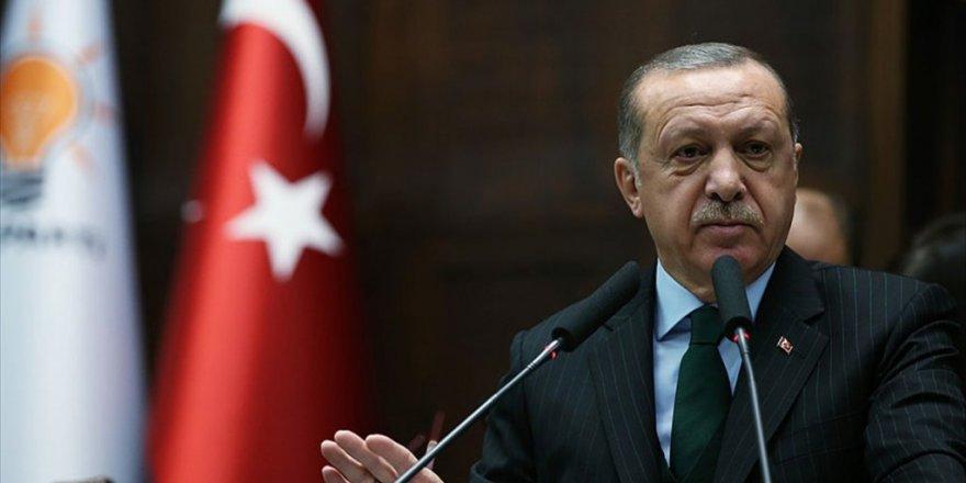 Erdoğan: Kudüs Müslümanların kırmızı çizgisidir