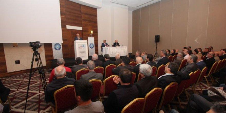 Türk Eğitim-Sen Üniversite Temsilcileri Eğitim ve İstişare Toplantısı Yapıldı