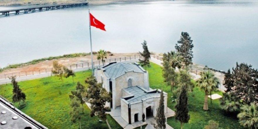 Süleyman Şah Saygı Karakolu eski yerine dönecek