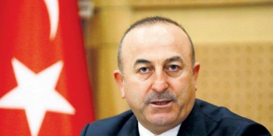 Çavuşoğlu: Afrin'e ansızın girebiliriz
