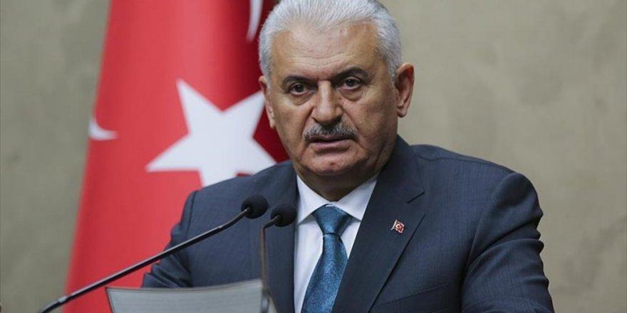 Başbakan: Suriyelilerin 976 bini okul çağındaki çocuklardan oluşuyor