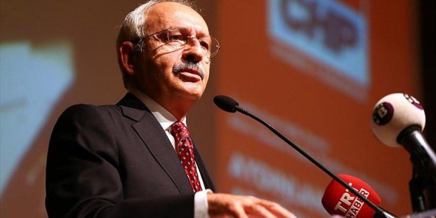 Kılıçdaroğlu: Ufuk ve bir umut vermek lazım topluma