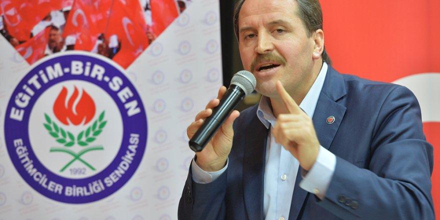 Ali Yalçın: Öğretmen şiddet değil, değer görmeli