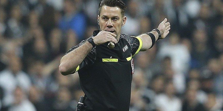 Süper Lig'de 17. hafta maçlarının hakemleri belli oldu