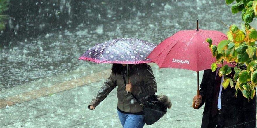 Meteoroloji saat vererek uyardı: Dolu yağışı, hortum, sel olabilir