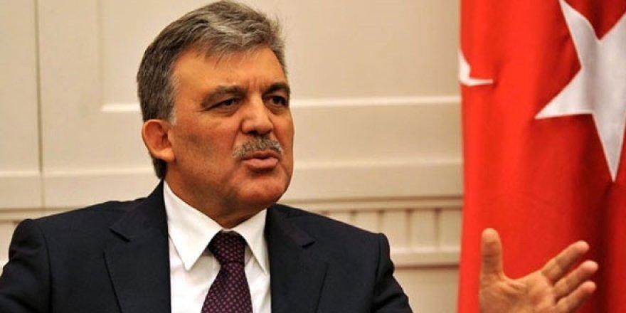 Abdullah Gül'den Erdoğan'a yanıt: Görüşlerimi açıklamaya devam edeceğim
