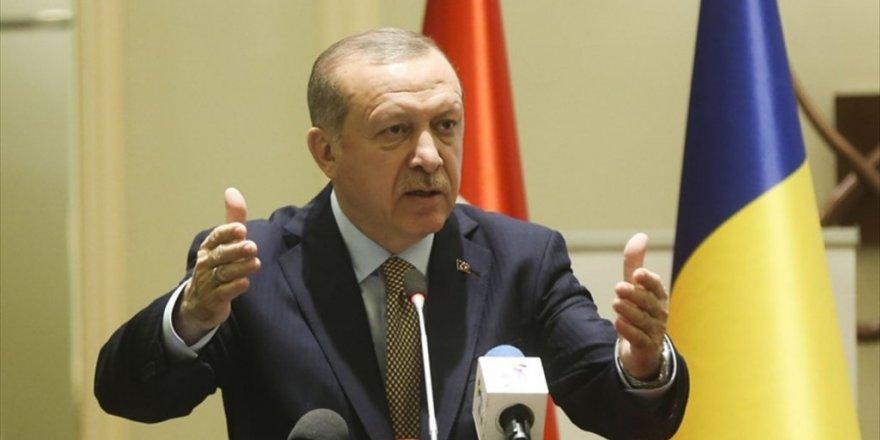 Erdoğan: FETÖ iltisaklı okulların tamamı Maarif Vakfımıza devredildi