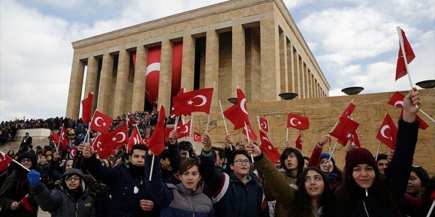 Atatürk'ün Ankara'ya gelişinin 98. yıl dönümü kutlanıyor