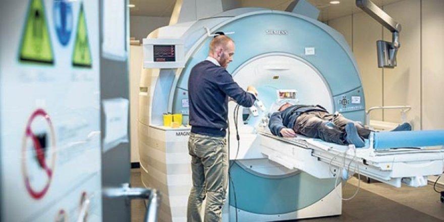MR ve Tomografi alarm veriyor