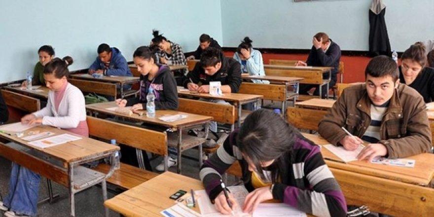 Liseye giriş sınavı örnek soruları yayımlandı