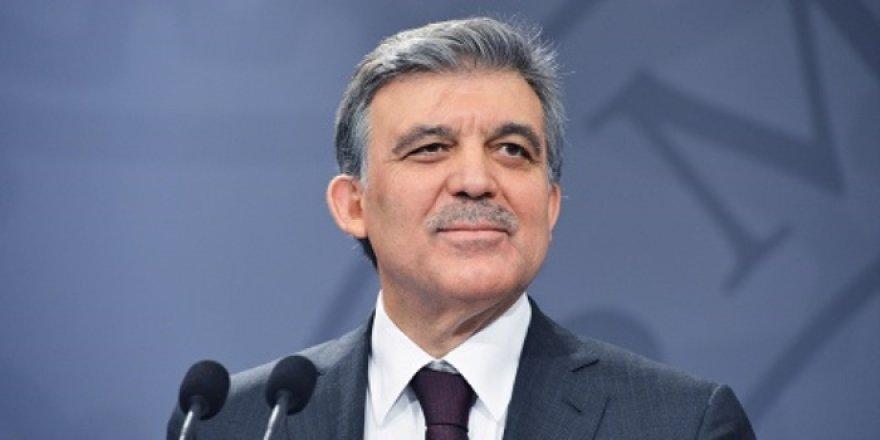 Abdullah Gül o partinin başına mı geçecek?