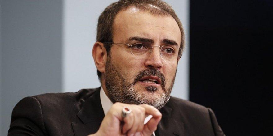 AK Parti Genel Başkan Yardımcısı Ünal: İran çok ciddi bir manipülasyonla karşı karşıya