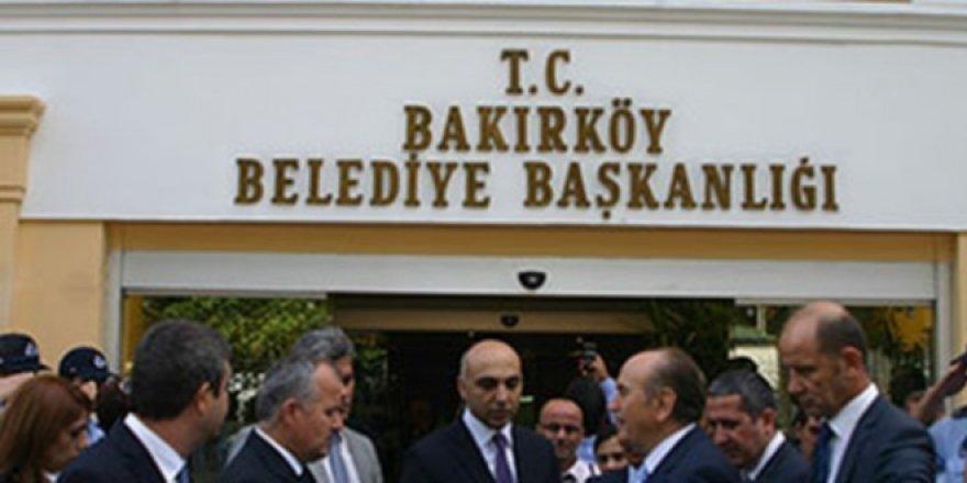 'Sırada Bakırköy Belediyesi var' iddiası