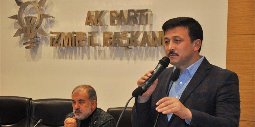 AK Parti'li Hamza Dağ: Hazinedar'ı sizin vekilleriniz şikayet etti