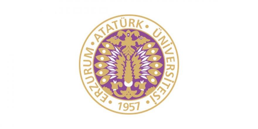 Atatürk Üniversitesi Öğretim Üyesi Alım İlanı