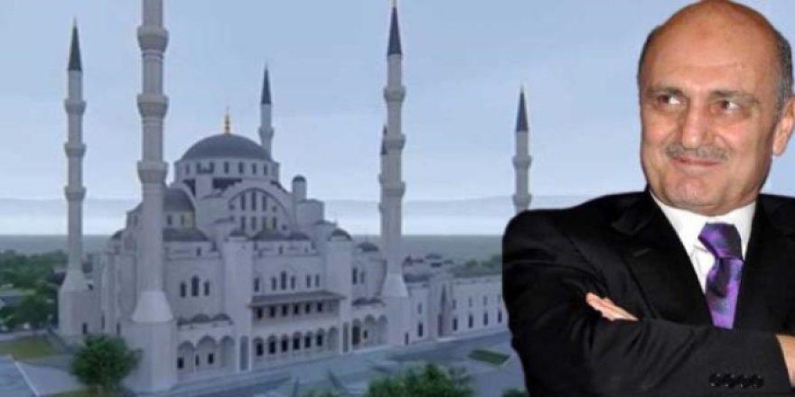 Erdoğan Bayraktar, 30 milyon TL'lik cami yaptırıyor