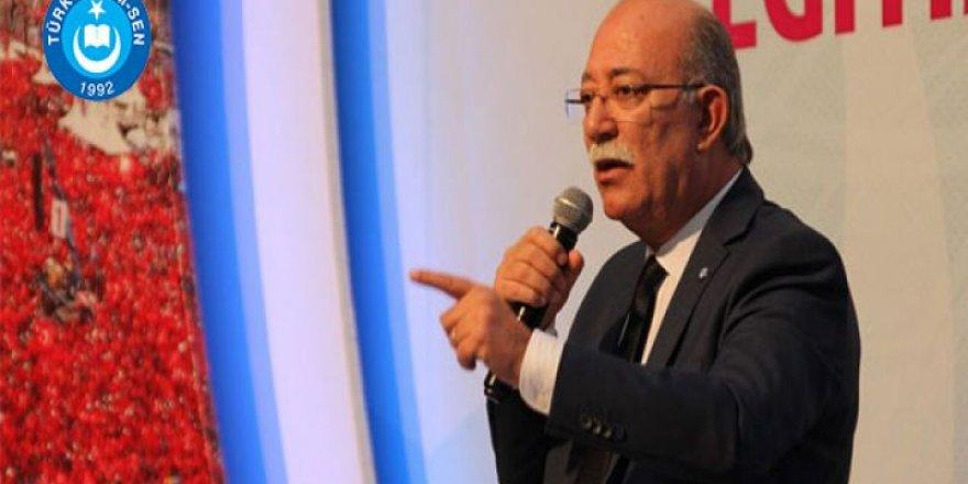İsmail Koncuk'tan Yönetici Atama ve Mülakat Açıklaması