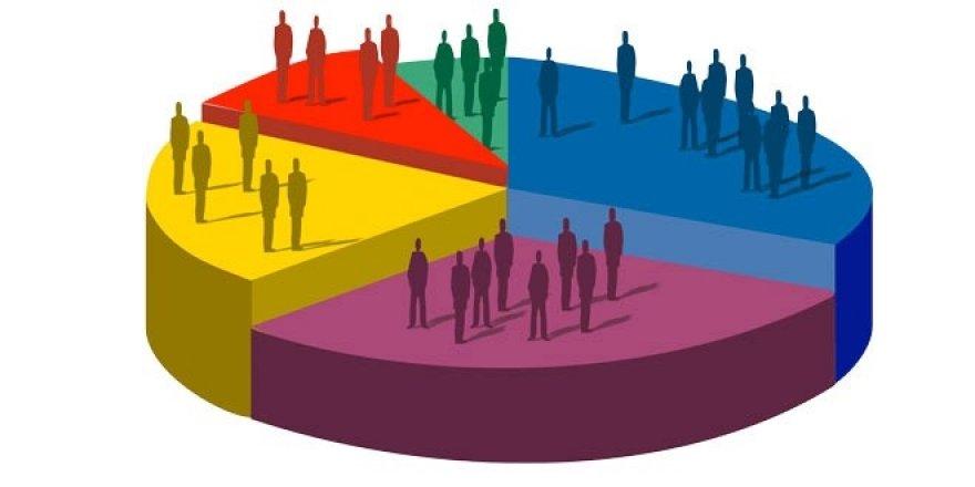 Yapılan son ankete göre partilerin ve ittifakın oy oranları