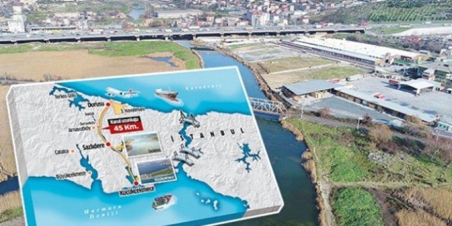 Kanal İstanbul manzaralı arsa alırken dikkat!