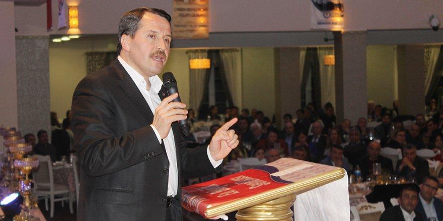 Ali Yalçın: Bürokratik sisteme neşter vurulmalıdır