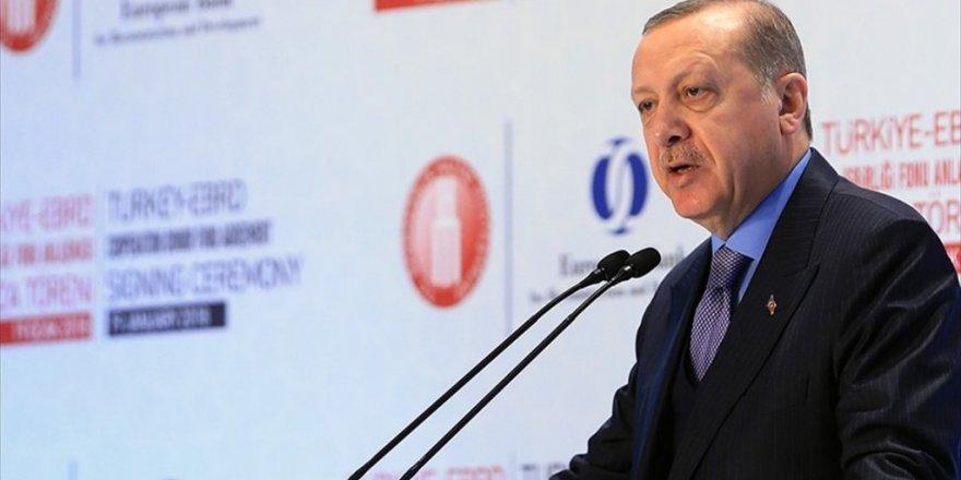 Erdoğan: İdeolojik yaklaşım içerisinde maalesef patinaj yapıyorlar