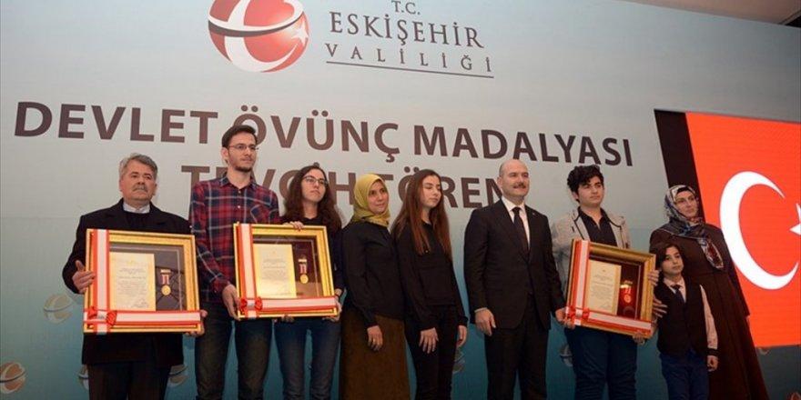 İçişleri Bakanı Soylu: Türk milleti dünyaya kaosu getirmek isteyenlerin önündeki son kapıdır