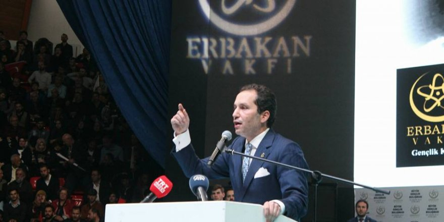 Erbakan Vakfı'ndan 'Refah Partisi' açılsın çağrısı