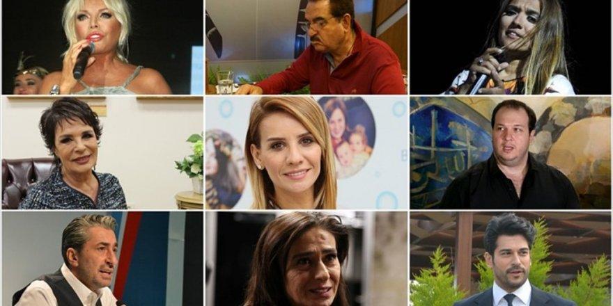 Sanat dünyasından 'Zeytin Dalı Harekatı'na destek
