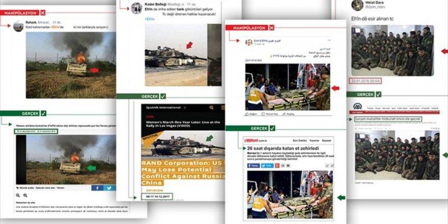 Terör örgütü PKK'nın Afrin yalanları: 4 fotoğraf 4 gerçek