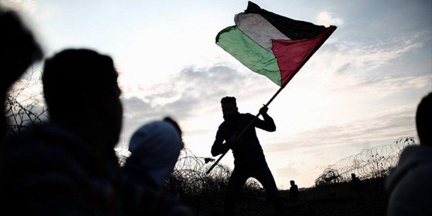 Filistinlilerden sosyal medyada 'Gazze'yi kurtarın' kampanyası