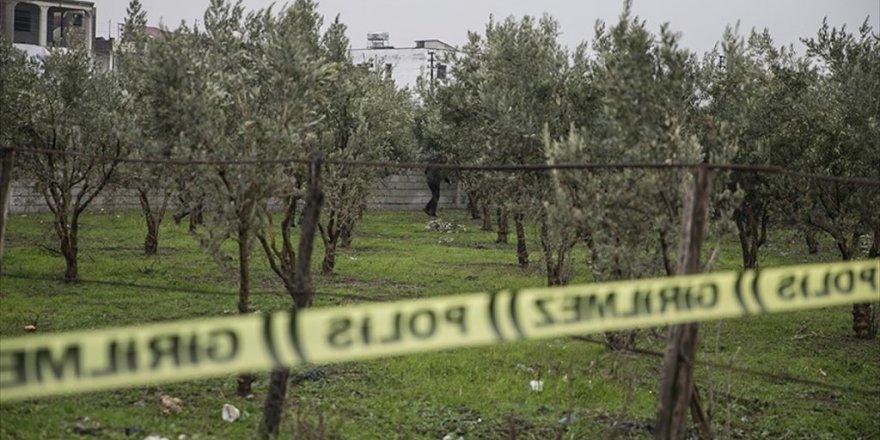 Terör örgütü PYD/PKK tarafından Hatay'a 3 roket atıldı