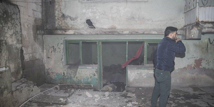 PYD/PKK'dan Reyhanlı'ya roketli saldırı: 1 çocuk yaralı