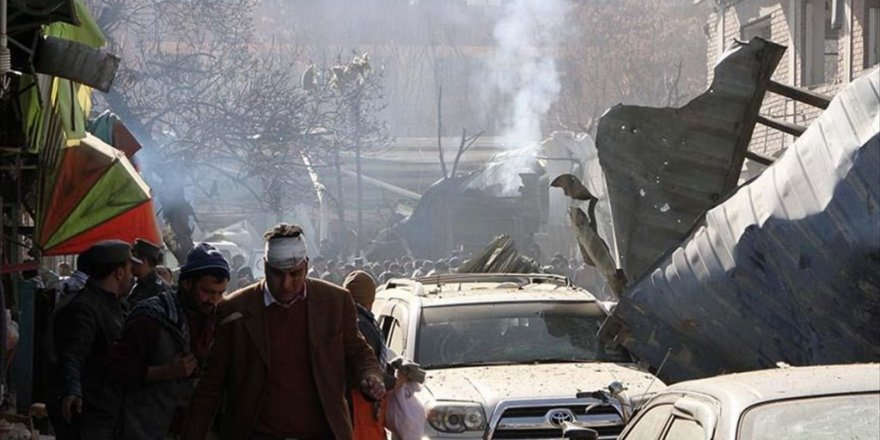 Kabil'de bombalı saldırı: 95 ölü, 158 yaralı