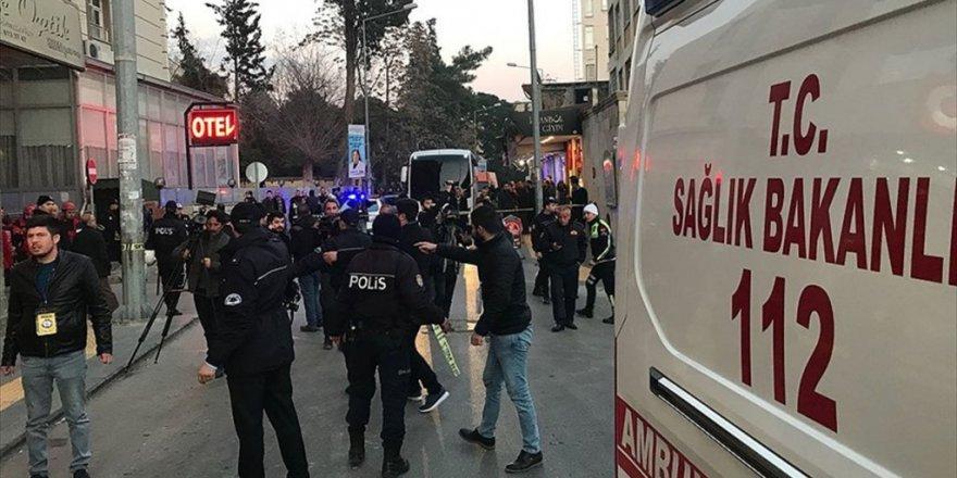 PYD/PKK'dan Kilis ve Hatay'a roketli saldırı: 4 yaralı