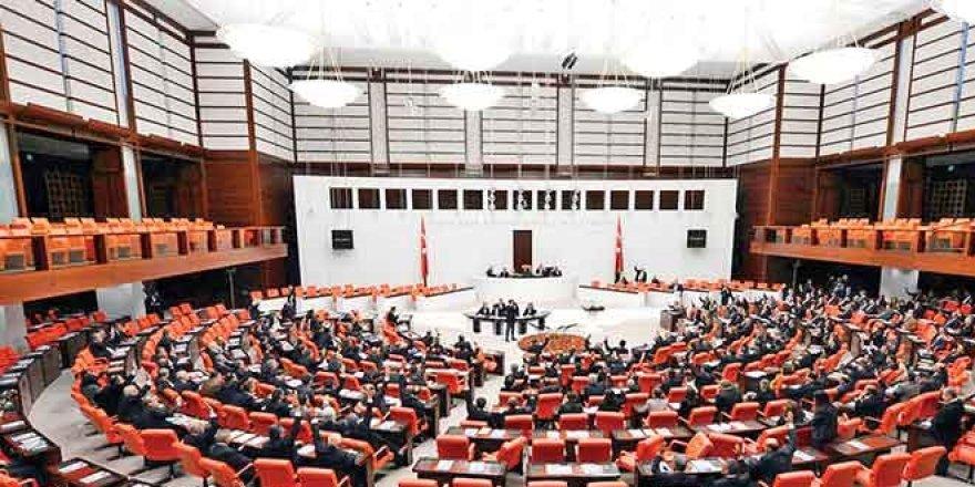 Meclis komisyonu, yardımcı doçentlik teklifini görüşüyor
