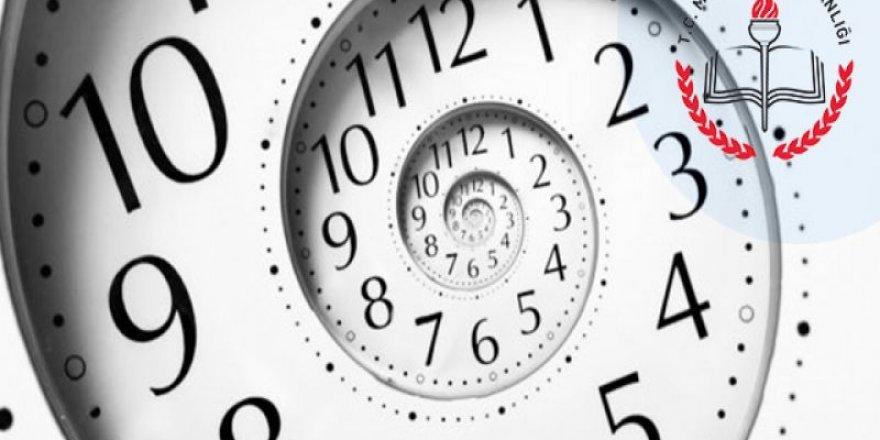 Rehber Öğretmenlerin İş Saati Tanımına Açıklık Getirilsin