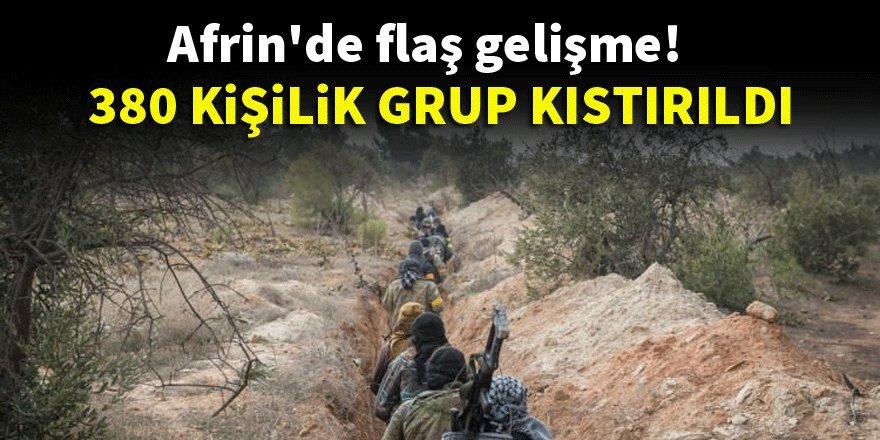 Askerlerimizin Şehit Olduğu Bölgede 380 Terörist Kıstırıldı