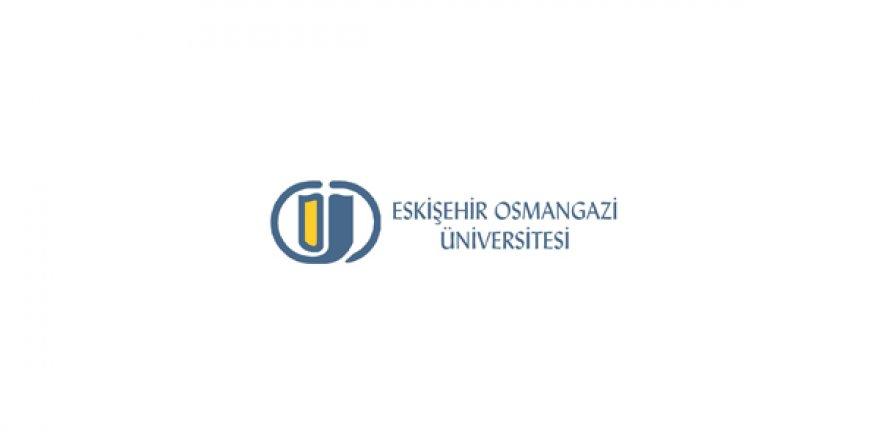 Eskişehir Osmangazi Üniversitesi Sözleşmeli Personel Alım İlanı
